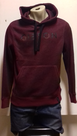 GIBSON-Sweater-Heren-Donkerrood