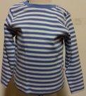 Shirt-Blue-Seven-Jongens,-maat-74