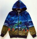 Vest-Trekker-(FENDT)-Jongens-Donkerblauw