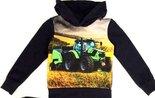Shirt-/-Hoodie-Trekker-(DEUTZ)-Jongens-donkerblauw