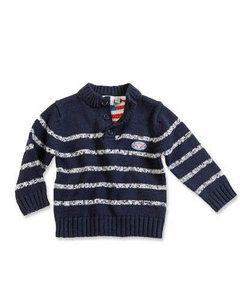 Pullover Blue Seven Jongens Blauw, maat 74