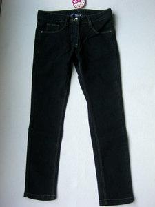 Mix Skinny Jeans Meisjes Dark Blue Maat 128