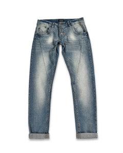 Blue Seven Jeans Meisjes Denim Blue Maat 170