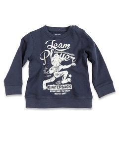 Blue Seven Sweater Jongens Donkerblauw Maat 74