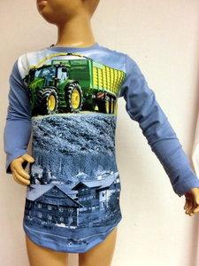 Shirt Trekker (JOHN DEERE) Jongens, maat 92